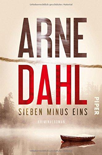 Buchseite und Rezensionen zu 'Sieben minus eins' von Arne Dahl