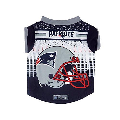 NFL New England Patriots, PET Performance T-Shirt, XSM, - Gear Performance Tee