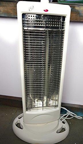 Orpat OCH-1420 1200-Watt Carbon Heater (White)