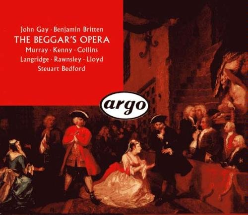 Gay-the Beggar'S Opéra-Mulholland-Murray-Lloyd-Dir.Bedford-