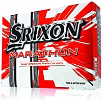 Srixon Marathon Golf Balls (12-Pack), White
