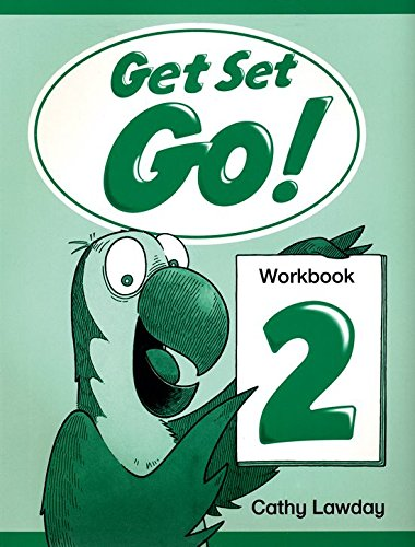 Get Set Go! 2: Workbook: Workbook Level 2 - 9780194351010