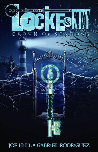 Locke & Key Volume 3: Crown of Shadows (Locke Key Volume 1 Welcome to)