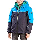 CMP Jungen Skijacke Jacke, Antracite, 128