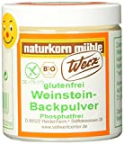 Werz Weinstein Backpulver glutenfrei 2er Pack (2 x 150 g Dose) - Bio