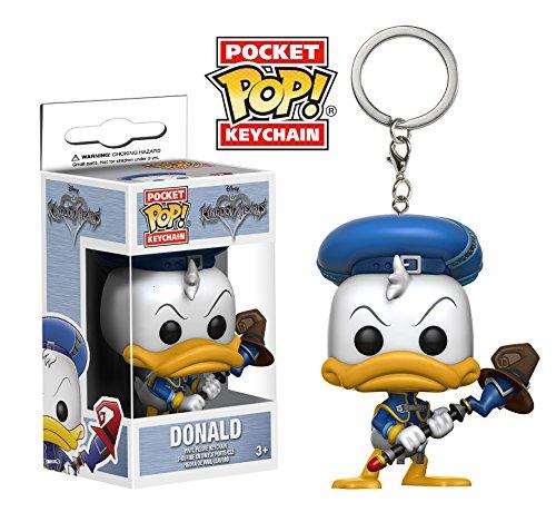Funko Pop llavero Donald – 4cm (Kingdom Hearts) Funko Pop Kingdom Hearts