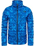 The North Face 34QH Chaqueta, Niños, Azul (Turkish Sea Metrc Mtn PRT), XS