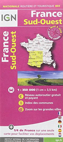 803 FRANCE SUD - OUEST
