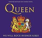 We Will Rock Buenos Aires (Purple Vynil) [Vinyl LP]