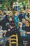 Renoir Carnet: Bal du Moulin de la Galette | Élégant et Artistique | 100 Pages Avec Papier Ligné