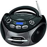 Aeg SR 4366Stereo Cassette Radio with CD/MP3/USB/AUX IN/Oading Top CD Player