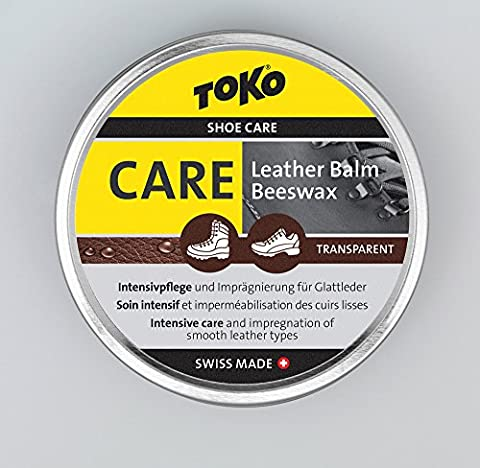 Swix Sport (Toko) Leatherbalm Inhalt 50ml transparent