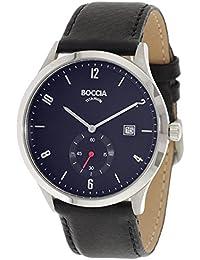 Boccia Herren-Armbanduhr 3606-02