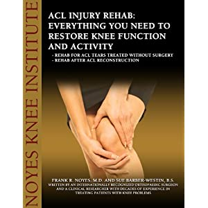ACL Injury Rehabilitation: Everything You Need to Know to Restore Knee Function and Return to Activity 27