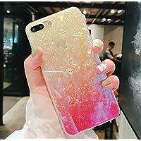 Hülle für iPhone 6S,Hülle für iPhone 6,Homikon Silikon Hülle Gradient Shell-Muster TPU Silikon Tasche Design Handyhülle... preisvergleich bei billige-tabletten.eu