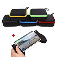 Togather Mini Portable Carrying Case Bag drone Box Waterproof Storage +Smartphone Handle Grip For DJI Spark from Togather