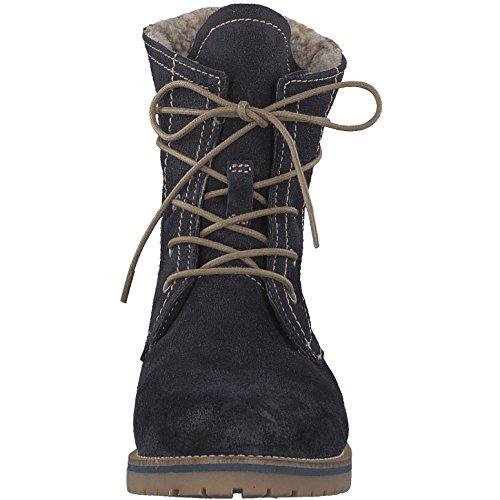 Tamaris Tex-boots Blu Scuro