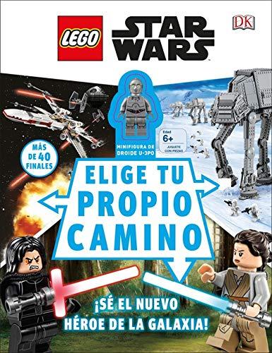 LEGO Star Wars: Elige tu camino (APRENDIZAJE Y DESARROLLO) por Varios autores