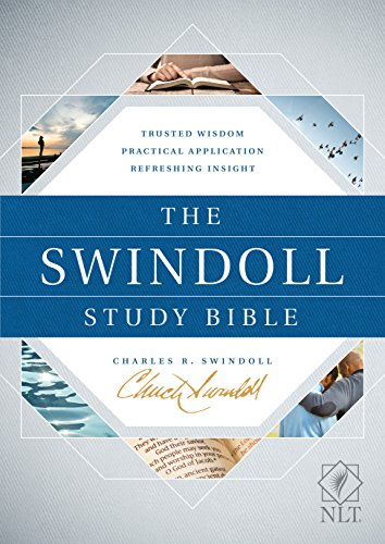 The Swindoll Study Bible NLT (English Edition)
