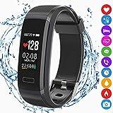 Fitness Tracker Activity Smart Bracelet Wristband Sports Watch with Pedometer IP67 Waterproof Sleep