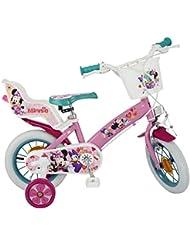 """Toimsa - 611 - Vélo pour les petites filles 12"""" ( 300 mm)"""
