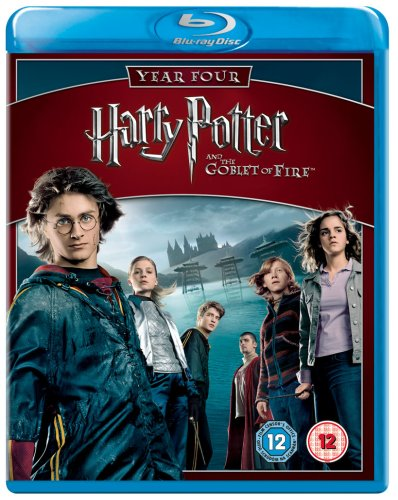 Click for larger image of Harry Potter and the Goblet of Fire [Blu-ray] [2005] [Region Free]