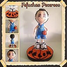 FOFUCHA PERSONALIZADA PROFESOR: Amazon.es: Handmade