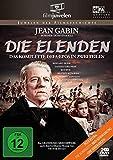 DVD Cover 'Die Elenden / Die Miserablen - Der legendäre Kino-Zweiteiler (DEFA Filmjuwelen) (2 DVDs)