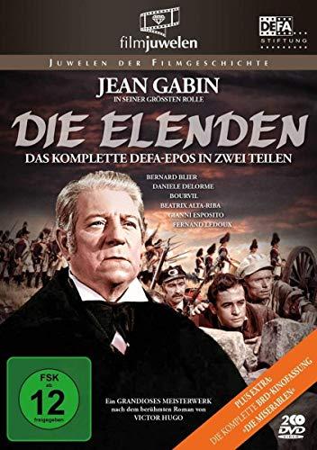 Die Elenden - Das komplette DEFA-Epos [2 DVDs]