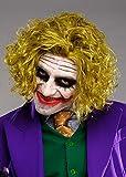 Magic Box Int. Erwachsene Größe Chaotisch Grün Die Joker Style Perücke