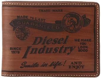 Diesel Wood Be Good Neela XS Wallet - Diesel Smile