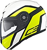 SCHUBERTH C3 PRO OBSERVER YELLOW SIZE 56/57 M