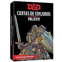 Dungeons and Dragons: paladin - cartas de conjuros (castellano)