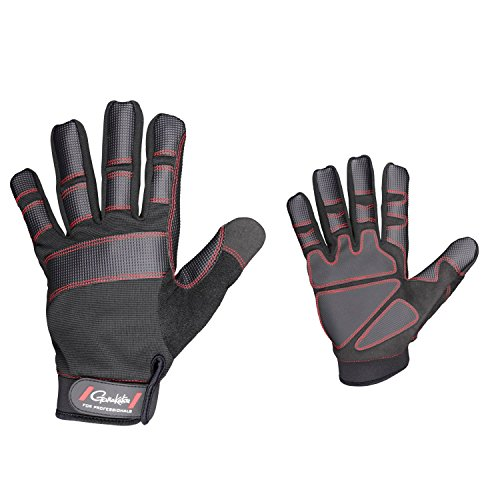 Gamakatsu Armor Gloves Angelhandschuh 5 Finger Gr. XL 7190300 Handschuh