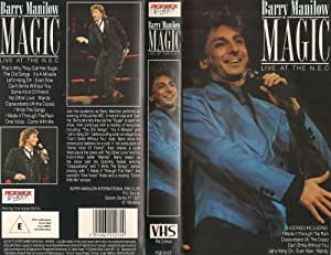 Barry Manilow - Magic Live at the NEC [UK-Import] [VHS]