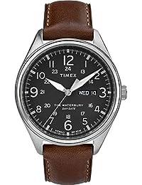 Reloj Timex TW2R89000D7 Marron Acero 316 L Hombre