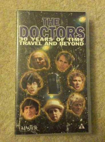 the-doctors-30-years-of-time-travel-and-beyond-vhs