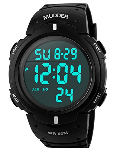 Mudder-Men-Sports-5ATM-Dive-Waterproof-Blacklight-Digital-Fashion-Military-Multifunctional-Wristwatches