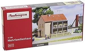 Auhagen - Casa de decoración para modelismo ferroviario (12236)
