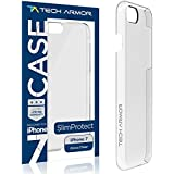 Tech Armor - Coque SlimProtect anti-impact/rayures - pour Apple iPhone 7 - transparent