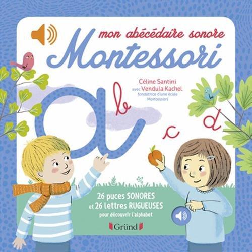Mon abécédaire sonore Montessori