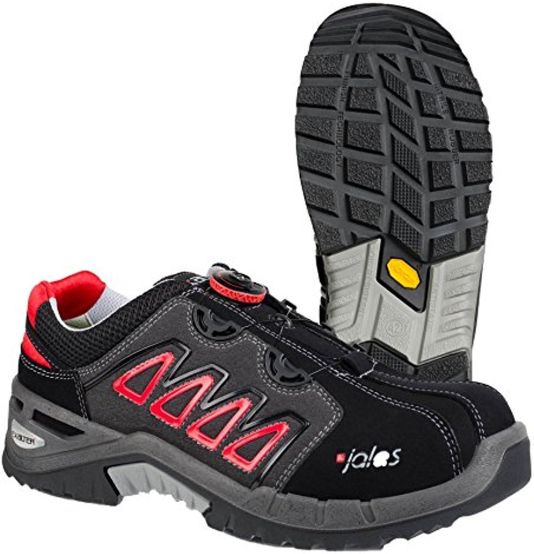 Ejendals 9548 – 44 – Taglia 44    JALAS 9548 exalter Easyroll  sicurezza scarpe, Coloreeee  nero grigio rosso | Adatto per il colore  | Uomini/Donne Scarpa  a0d66f