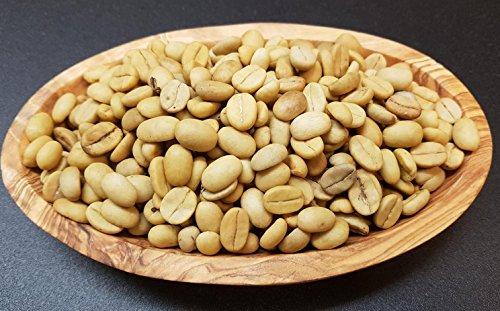 10 Kaffee Samen, Coffea arabica, Kaffeestrauch, frisch aus dem Hochland von Guatemala