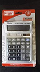 Flair Electronic Calculator FC-309BL