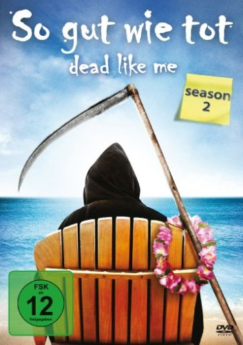 Dead Like Me - So gut wie tot , Season 2 [4 DVDs] -