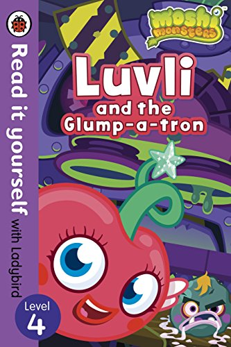 Luvli and the Glump-a-tron.