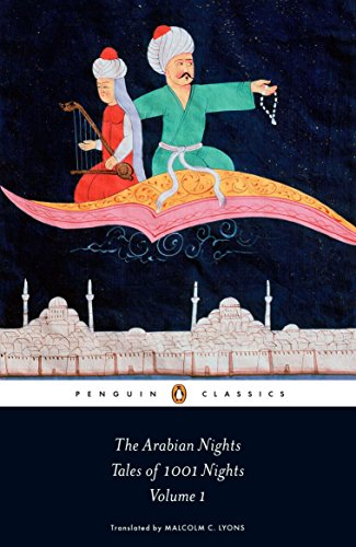 The Arabian Nights: Tales of 1,001 Nights Cover Image