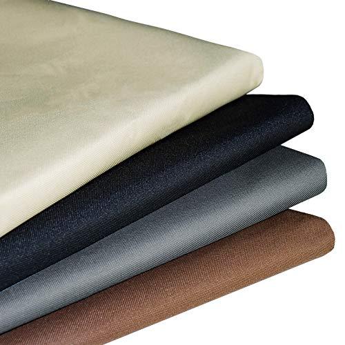 Ersatz Stoffbezug für Doppel - Sonnenliege XXL, Farbe: Braun