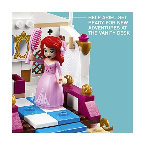 LEGO- Disney Princess Barca della Festa Reale di Ariel, Multicolore, 41153 3 spesavip