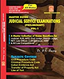 Master Guide to Judicial Service Examinations Vol.1